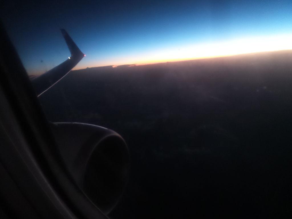 [Reisen] Mein erster Flug