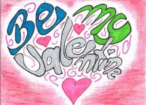 Be my Valentin 1