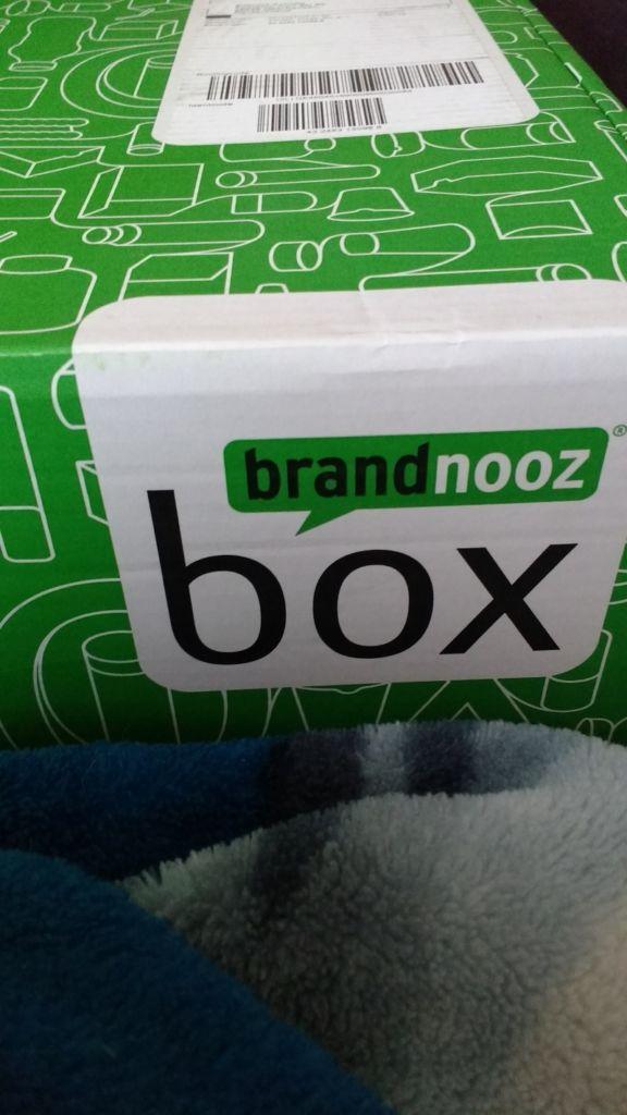 [unpacking] Brandnooz Box Mai
