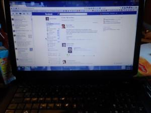 Einwenig Facebook gestalkt