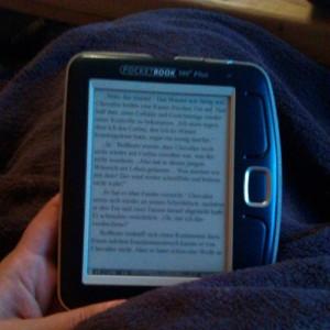 Der Zwerg ist im Bett, jetzt Feierabend und was Lesen